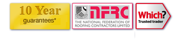 10 Year Guarantee for Surrey Roofing Repair