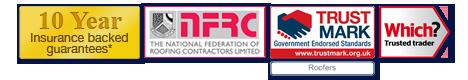 10 Year Guarantee for Surrey Roofing Repair