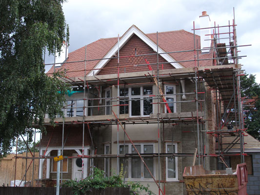 Roof Construction in Sutton